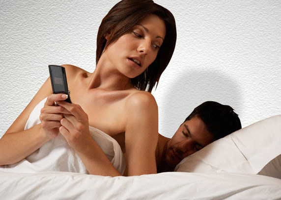 Признаки секса на лице неверной жены