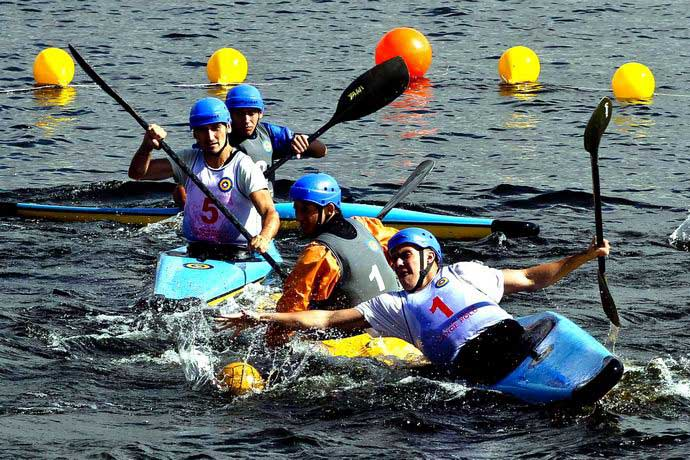Отдыхаем активно: водные виды спорта