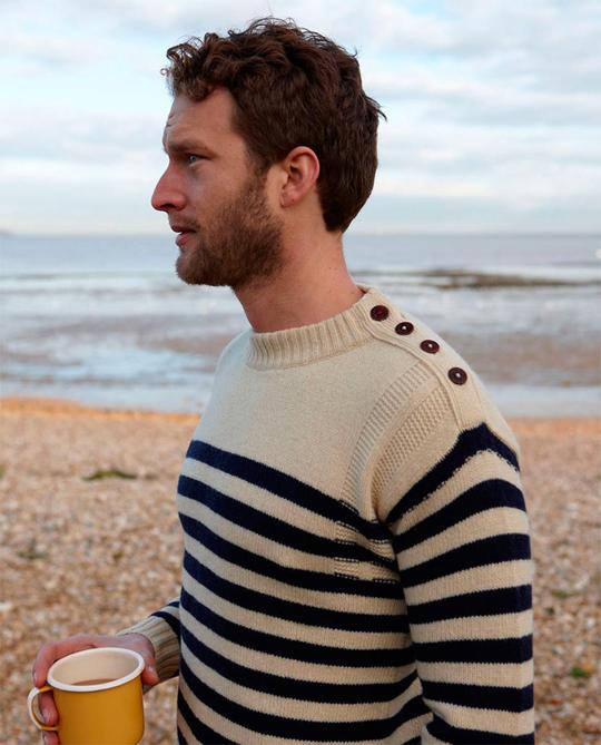 8185c50a27f2 Модные мужские свитера зима 2015 - Мужская мода - Мода и стиль - MEN's LIFE
