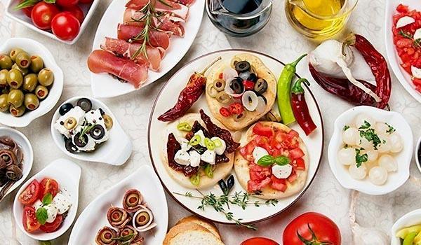 самые самые полезные продукты средиземноморской диеты