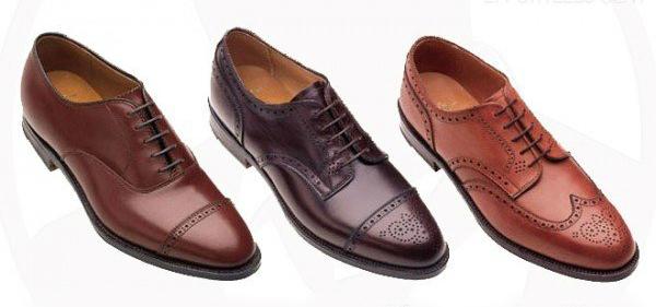 разновидности мужских ботинок с фото и описанием