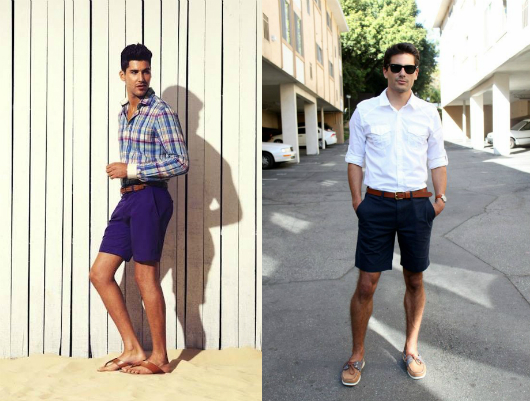 Что носить высоким парням