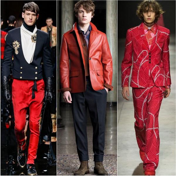 b9eaabfce726 Мужская мода осень-зима 2016 2017 - Модные тенденции - Мода и стиль - MEN s  LIFE