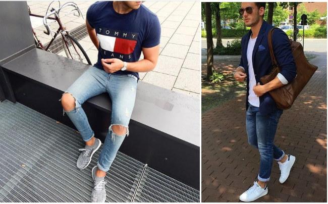 Как сделать подкаты на джинсах