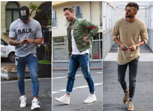 Секс в мужских джинсах вконтакте