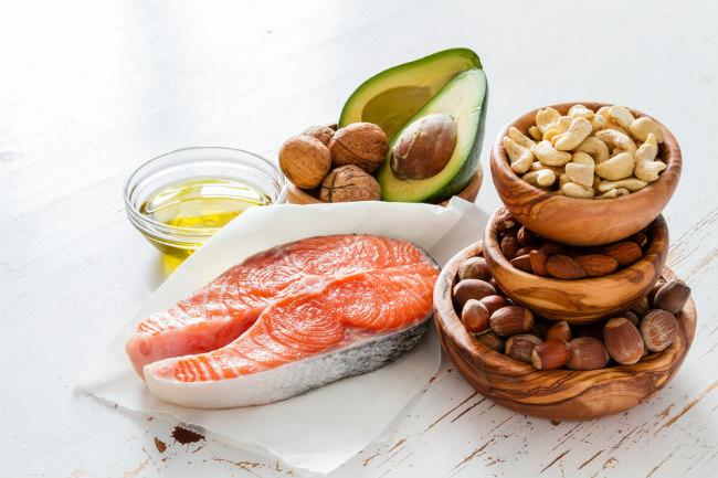 В каких продуктах содержатся жиры?