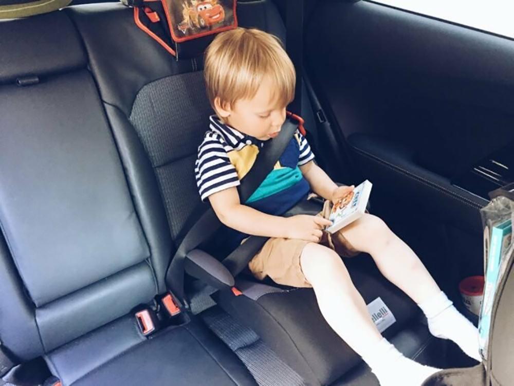 Когда нужен детский бустер: рекомендации к использованию