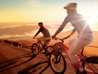 Езда на велосипеде может спасти от диабета