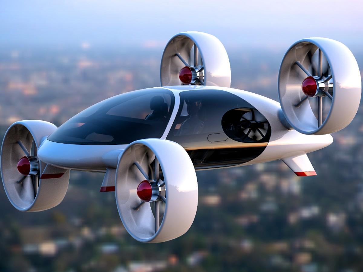 Транспорт будущего: 5 реально существующих летающих автомобилей