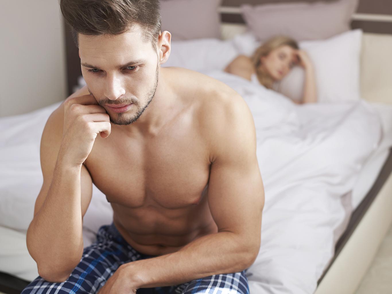 Проблемы секса в мужском организме