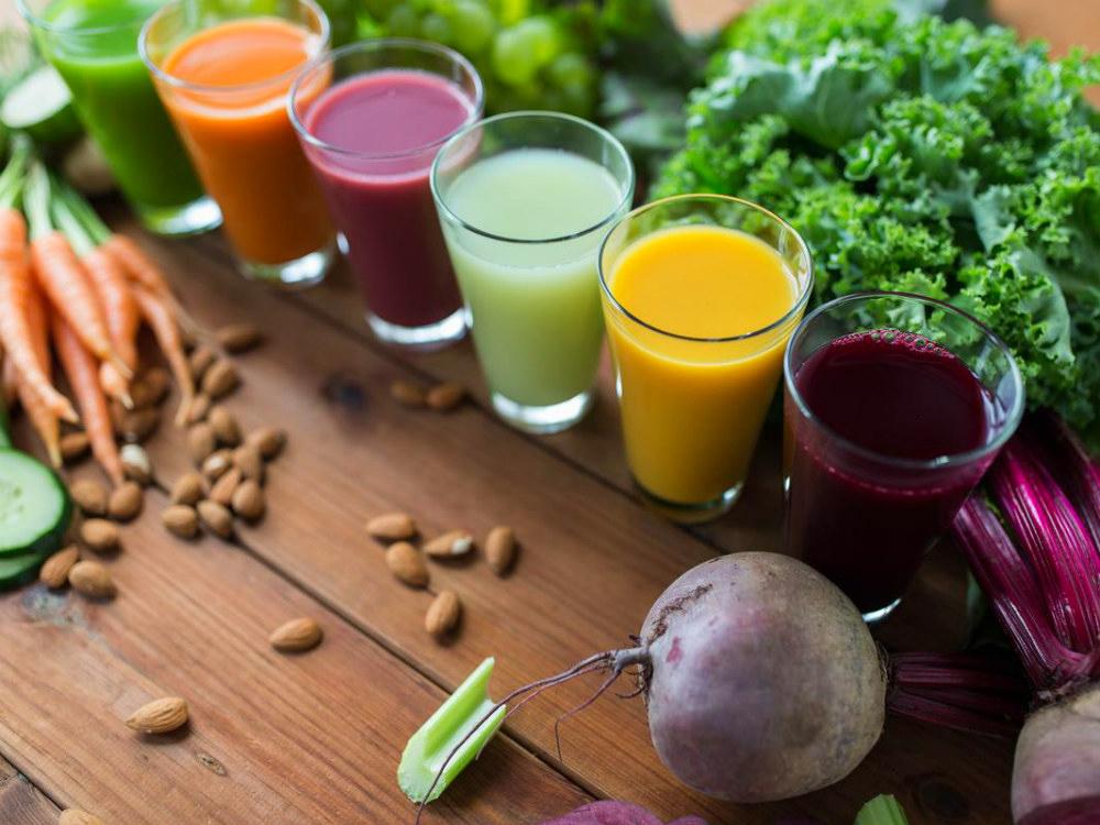 Здоровье на «5+»: 5 самых полезных соков, которые можно сделать с помощью соковыжималки PHILIPS