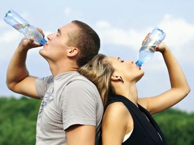 Питьевая вода улучшает работу мозга