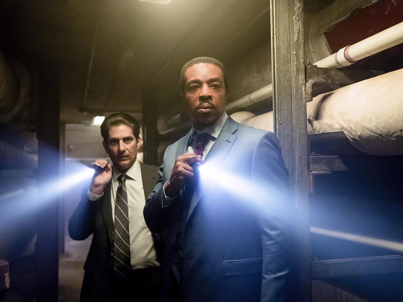 """""""Линкольн Райм: Собиратель костей"""": новый детектив от NBC"""