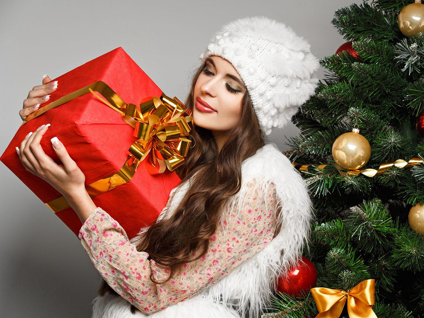Секс подарок на еовый год