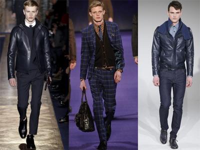 Мужская Мода 2014 2014 Осень Зима
