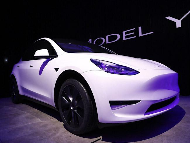 Представлен новый электрокар, который превосходит Tesla
