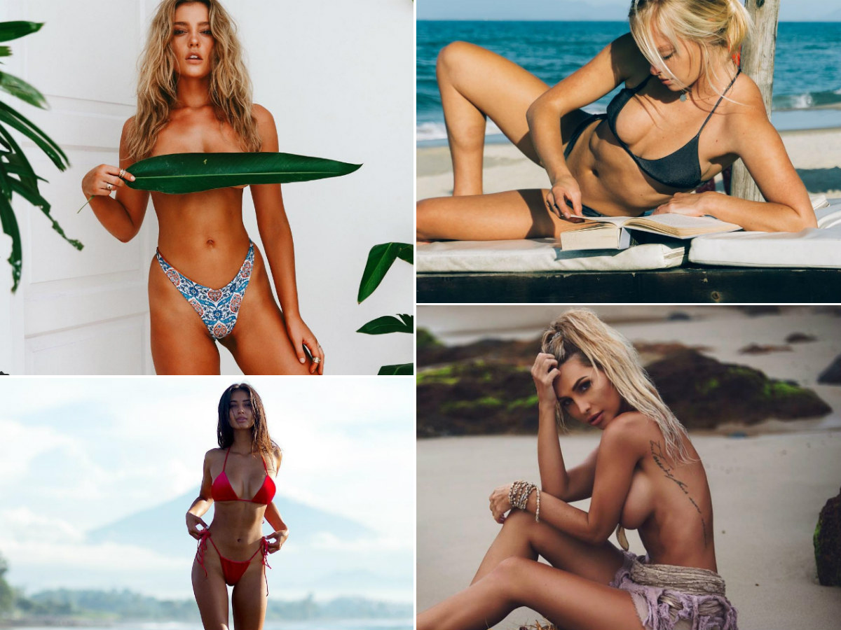18 самых горячих девушек из Instagram за март