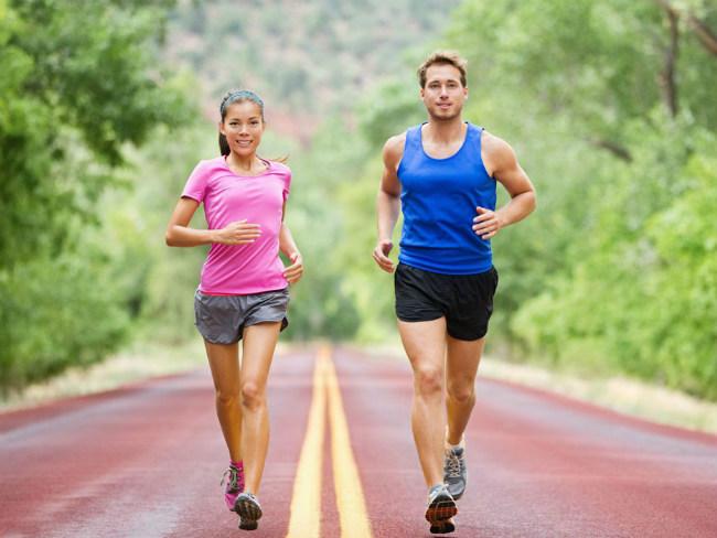 Умеренные физические нагрузки положительно влияют на зрение и головной мозг
