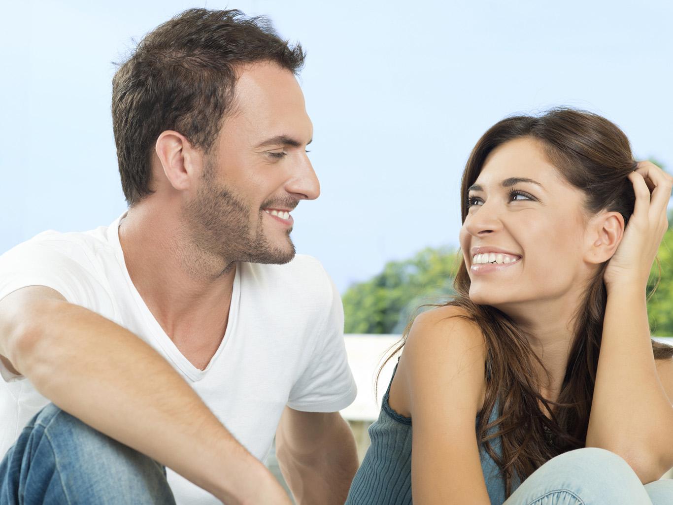 Дружеский секс между женщиной и мужчиной