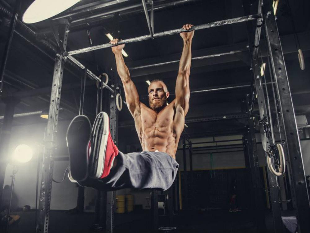 20 лучших упражнений для нижнего пресса