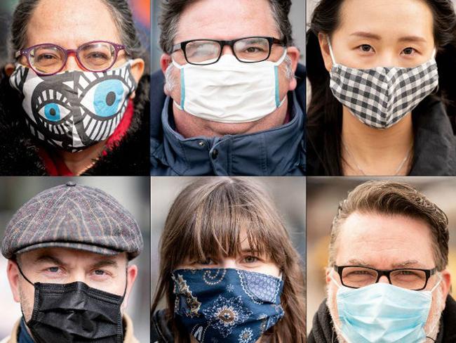 Медики предупреждают: почему разноцветные маски могут быть опасны для здоровья