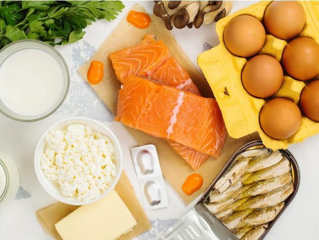 Как восполнить дефицит витамина D