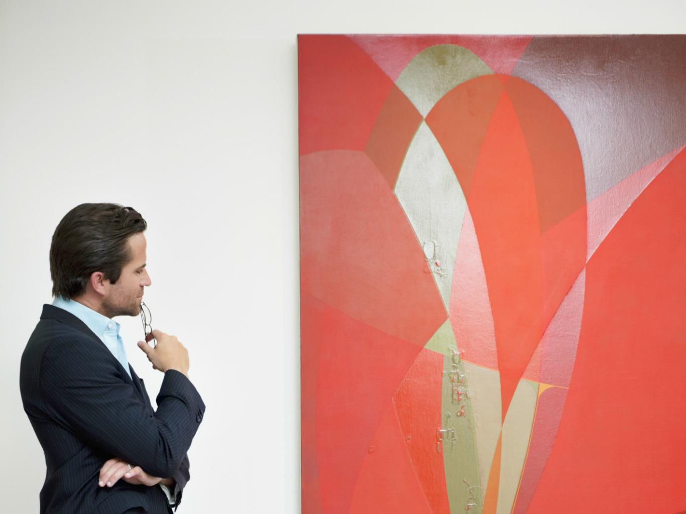 5 причин, почему мужчине важно интересоваться искусством
