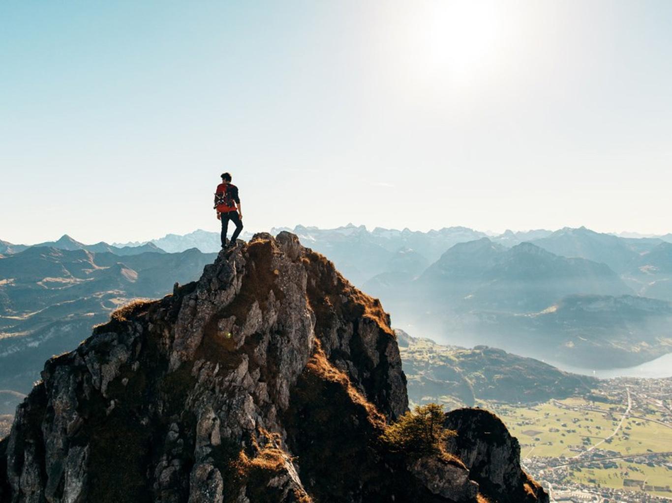 Как подготовиться к походу в горы: полезные советы и варианты тренировок