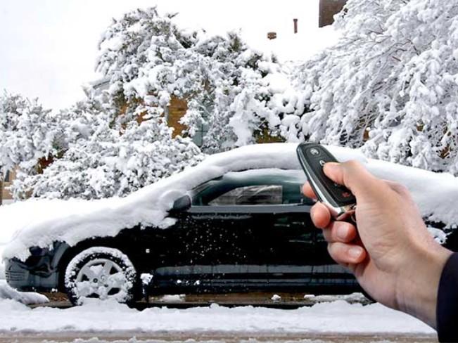 Как в сильный мороз завести автомобиль