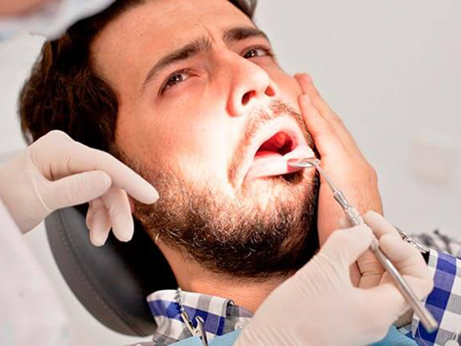 Почему от контакта с холодом начинают болеть зубы?