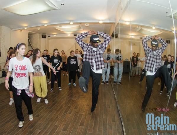 Клубные танцы - cайт о танцах