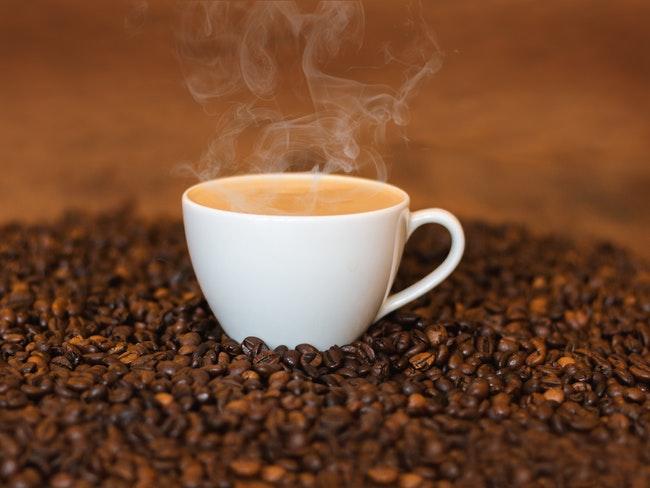 Утренний кофе вредный для здоровья