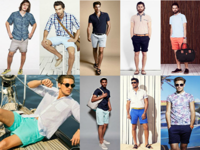 202d2a067a3e Идеальные летние мужские шорты: как выбрать и с чем носить - Модные ...