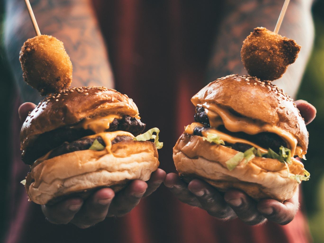 Топ-7 лучших бургеров в мире и их рецепты