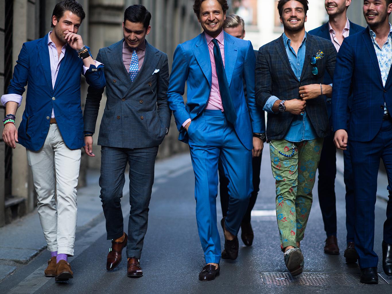 548d2c85cd6 Варианты стильных комбинаций одежды для мужчин - Мужская мода - Мода ...
