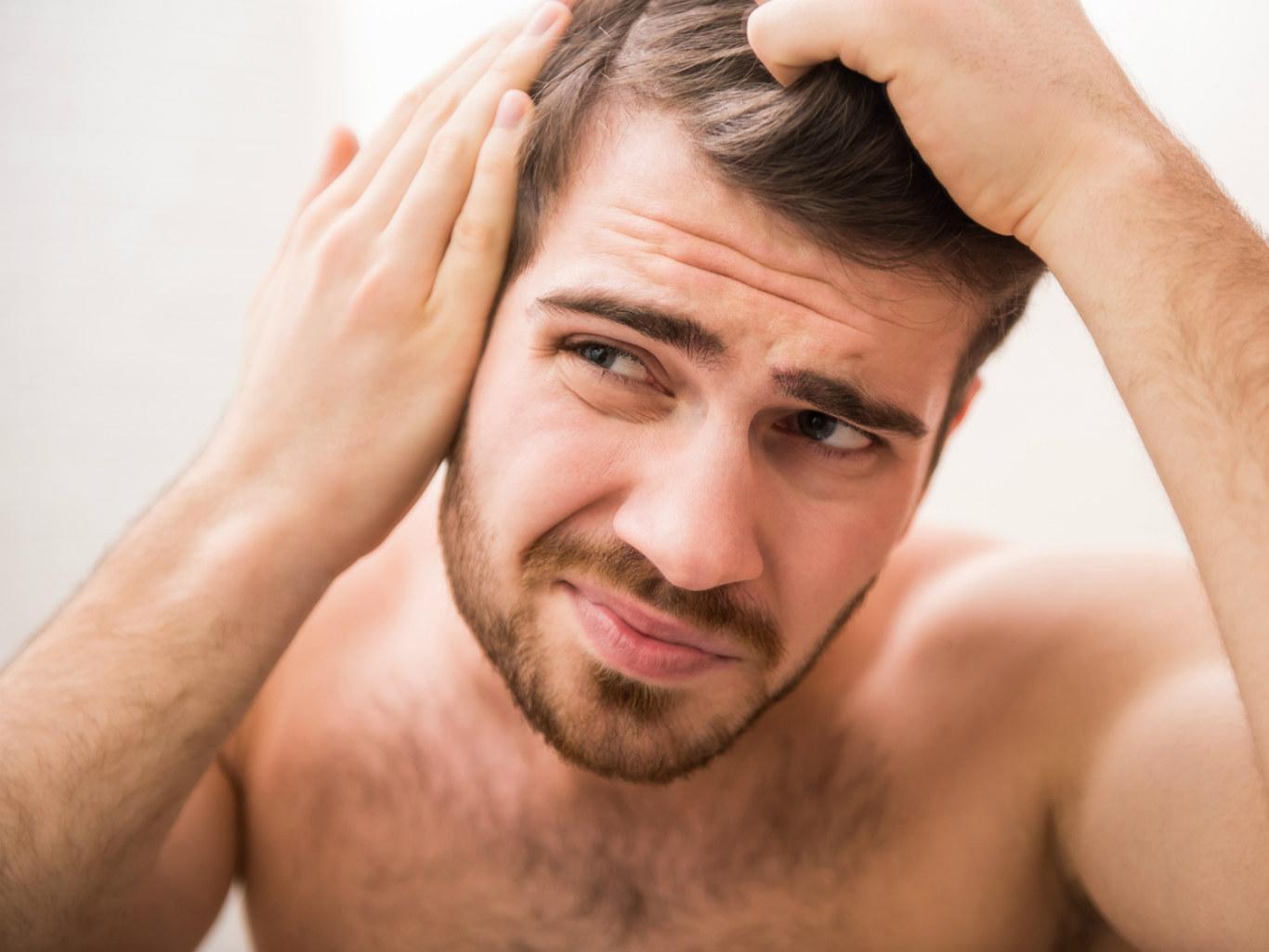 Выпадение волос в зависимости от возраста