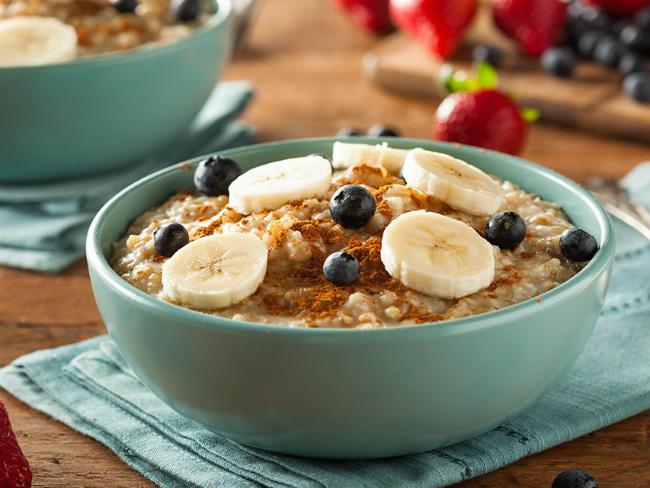 Каши на завтрак укрепляют здоровье и продлевают жизнь