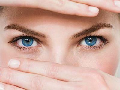 Секс мужчин с голубыми глазами