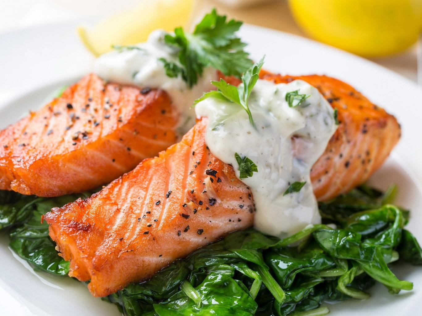 Рыба — польза и полезные свойства рыбы