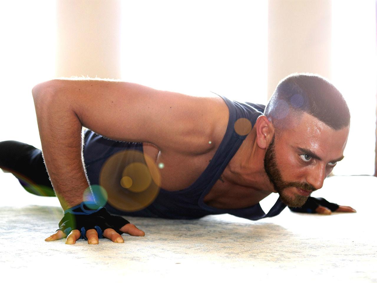 5 упражнений для тех, у кого мало времени, но кто хочет держать себя в форме