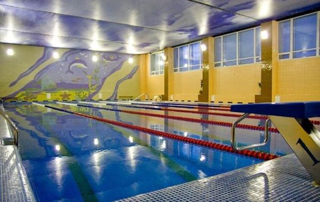 бассейн спартак официальный сайт