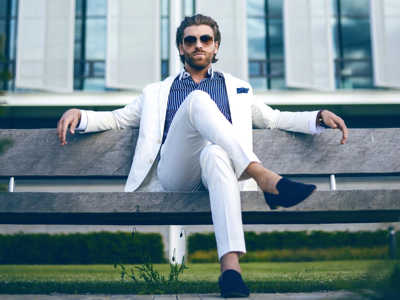 Четыре  мужских аксессуара, которые помогут тебе выделиться среди толпы