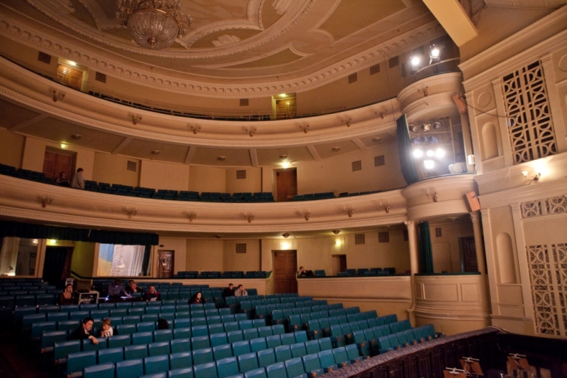 Оперная студия Чайковского