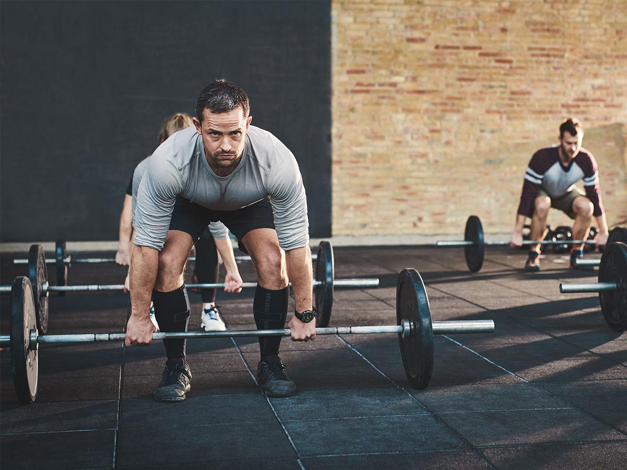 15 упражнений кроссфит для тех, у кого серьезный подход к тренировкам