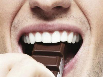 Шоколад делает человека умнее