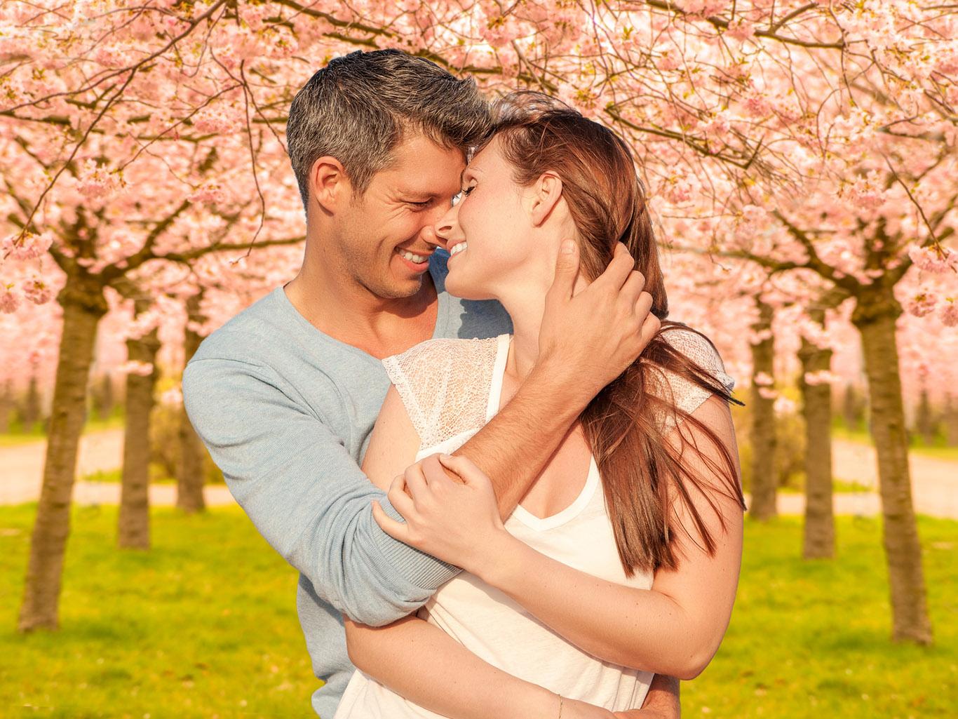 мужчина и женщина.отношения от знакомства