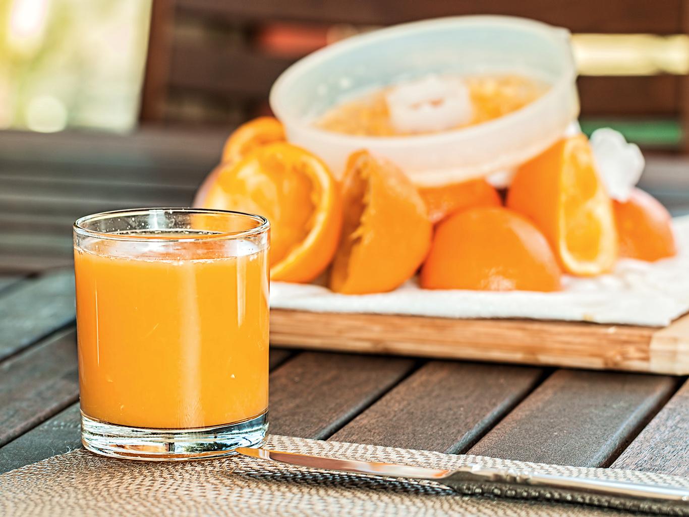 Как укрепить иммунитет: 5 рецептов полезных соков и коктейлей