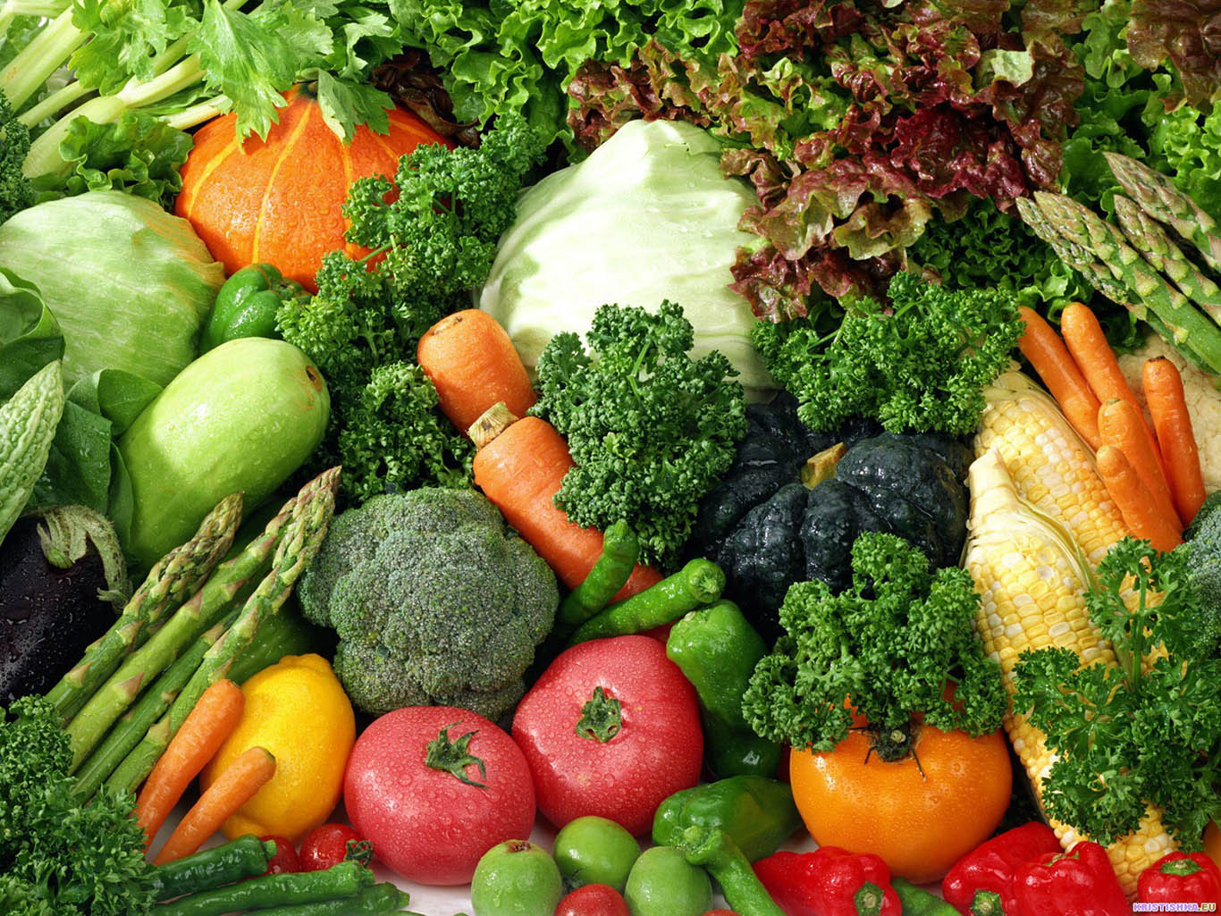 Польза овощей - Продукты - Питание - MEN's LIFE