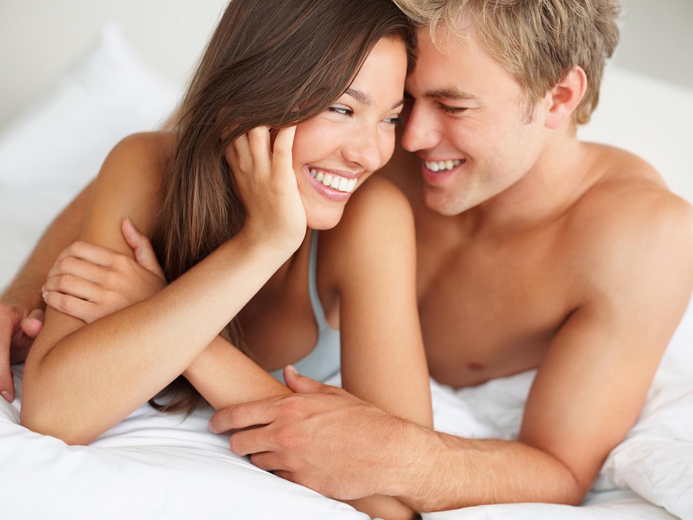 Польза от занятия сексом
