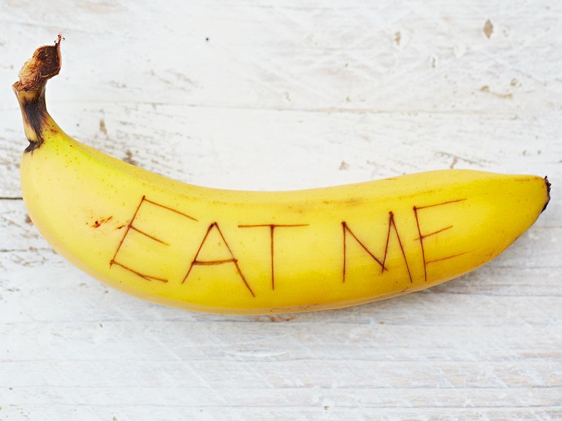 Съесть банан перед сексом